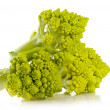 Romanesco broccoli cabbage - Stock Photo