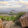 Hampi.India. - Stock fotografie