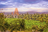 Virupaksha Hindu Temple in Hampi — Stock Photo