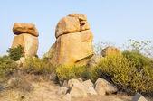 Rocks. Hampi, India — Stock Photo