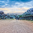 Road to the Vittala temple — Stock Photo