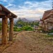 Vittala temple in Hampi — Stock Photo