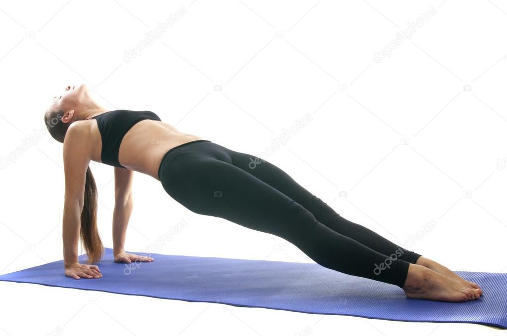 йога для шей задняя поверхность