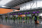 International Airport Kyiv Boryspil — Stock Photo