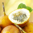Yellow Passion fruit — Stock Photo