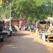Day Market, Goa, India — Stock Photo