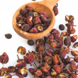 Organic Sichuan pepper — Stock Photo