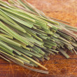Stock Photo: Lemon Grass on table