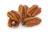 Heap of Pecan Nuts — Stock Photo