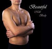 Beautiful perfect male body — Stock Photo