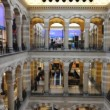 Shopping center Magna Plaza in Amsterdam — Stock Video
