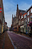 Beautiful Lange Smeestraat in Utrecht — Stock Photo
