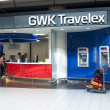 GWK Travelex — Stock Photo