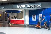 Gwk travelex — Stockfoto