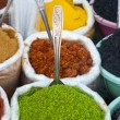 Various of Indian powder spices — Stock Photo