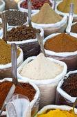 Vaspices en el mercado de pulgas en la india — Foto de Stock