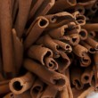 Cinnamon close-up — Stock Photo