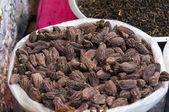 Indian cardamom pods — Stock Photo