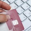 online payments — Stock Photo #37973803