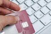 Paiements en ligne — Photo