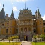 Massandra Palace — Stock Photo #40002057