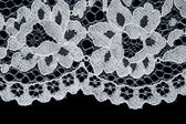 Floral lace — Stock Photo