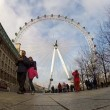 London Eye — Stock Video