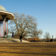 Stock Photo: Clapham Common bandstand