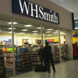Stock Photo: WH Smith in London Gatwick Airport