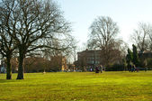 London Clapham park — Stock Photo