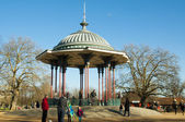 Clapham Common bandstand — Stock Photo