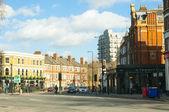 Kennington lane london — Stock Photo