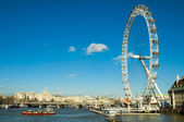London eye park — Stock fotografie