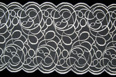 White lace pattern — Stock Photo
