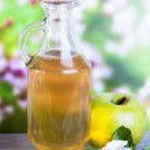 Постер, плакат: Apple vinegar