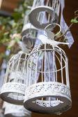 Decorative bird cages — Stockfoto