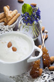 燕麦 — 图库照片