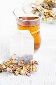 Salvia officinalis tea — Stock Photo