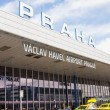 Постер, плакат: Vaclav Havel Airport