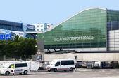 Vaclav Havel Airport — Stockfoto