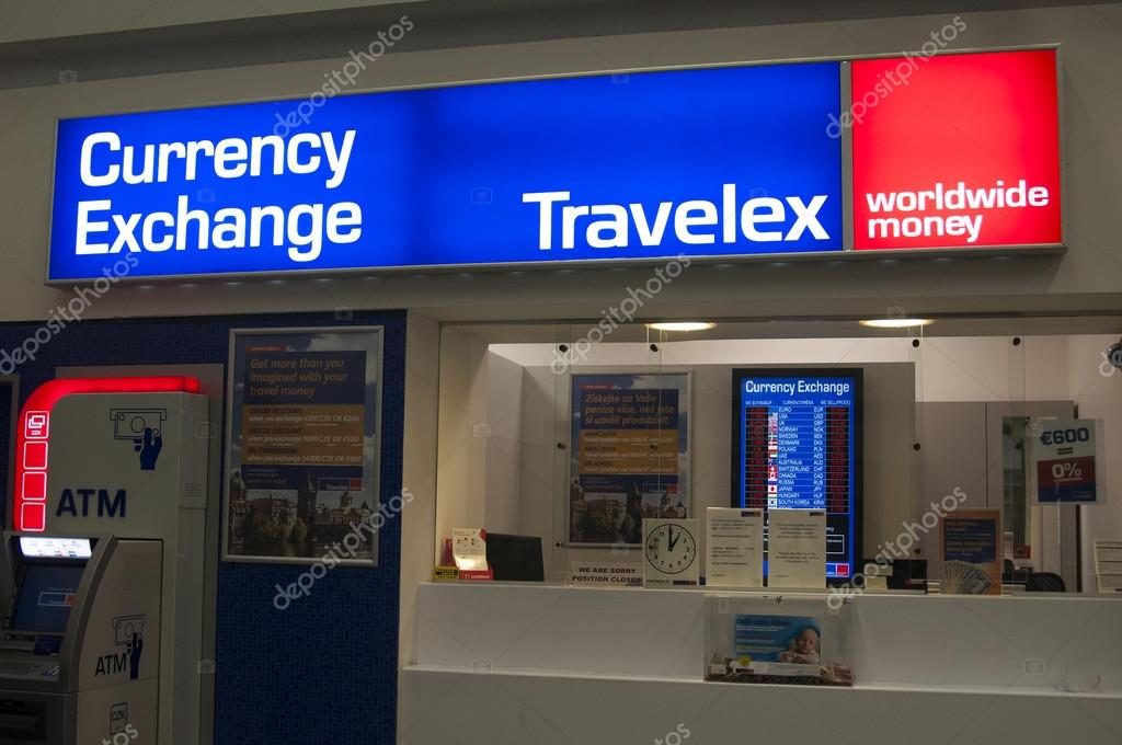 Travelex forex