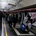 Holborn London tube — Stock Photo #9911787