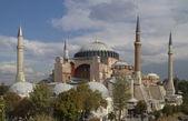Hagia Sophia in Istanbul Turkey — Stock Photo