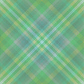 Green tartan seamless background — Stock Vector