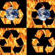 Natural recycle — Stock Photo #1145083