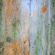 Stock Photo: Old rusty metal texture