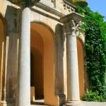 Ancient columns — Stock Photo #21734287