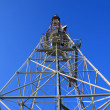Stock Photo: Communication tower