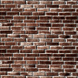 Old grunge brick wall — Stock fotografie
