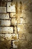 Stary gród kamień tekstura — Zdjęcie stockowe